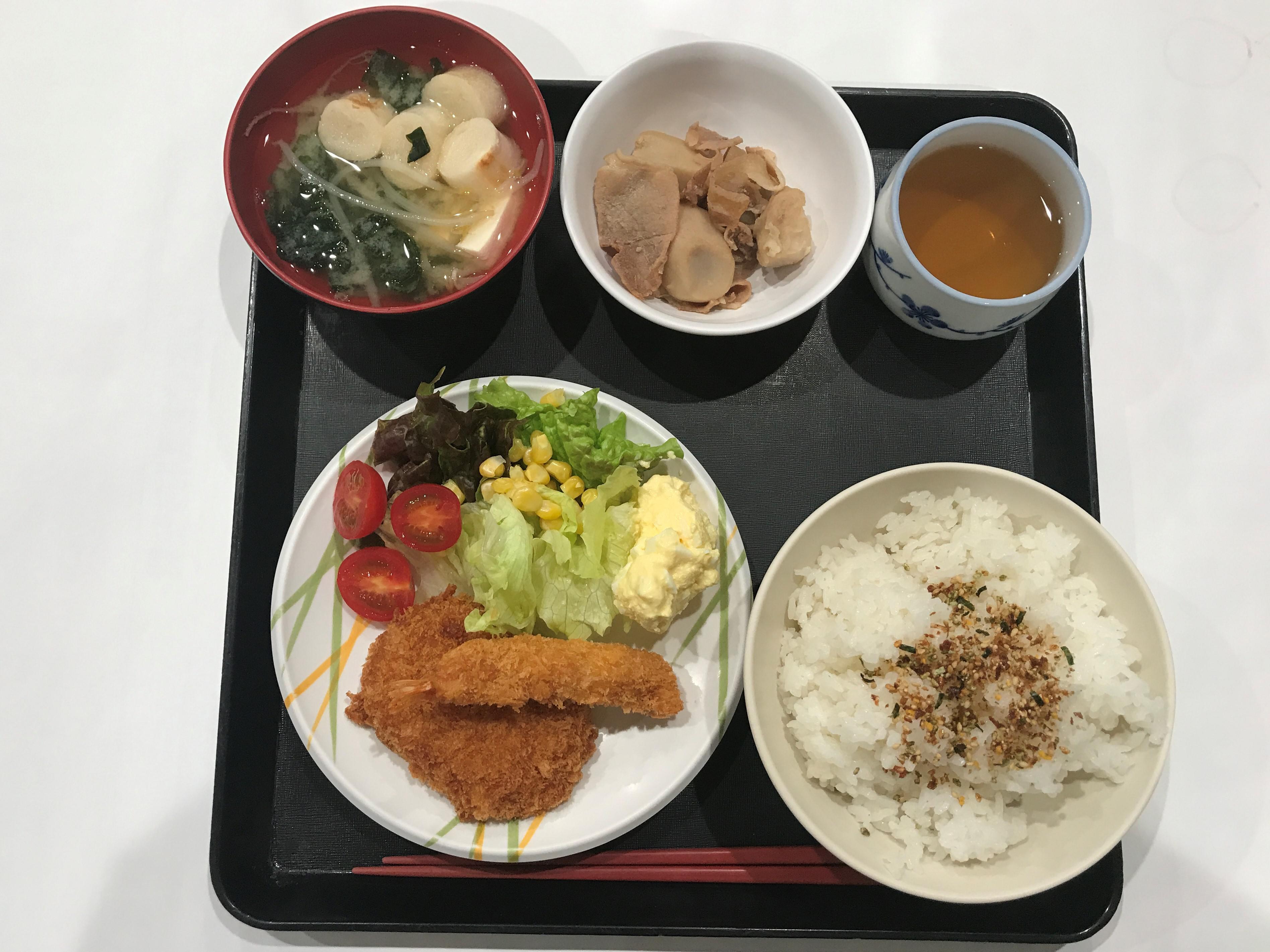 株式会社ニッコーの食堂メニュー